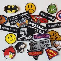 Diverse badges