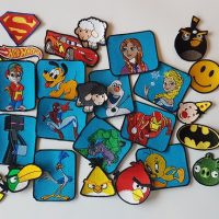 Kinder badges