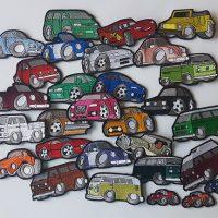 Auto badges